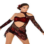 Baila Latin Performance Costume